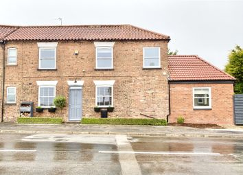 Thumbnail 2 bed semi-detached house for sale in Burton Constable Road, Sproatley, Hull, East Yorkshire