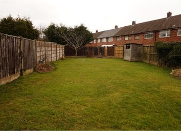Thumbnail 4 bed terraced house for sale in Honey Hall Road, Liverpool