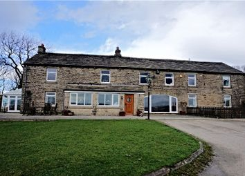 Thumbnail 9 bed farmhouse for sale in Broadhead Road, Edgworth, Bolton