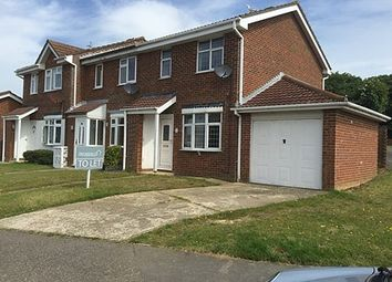 Thumbnail 2 bed property to rent in Kirby Drive, Telscombe Cliffs