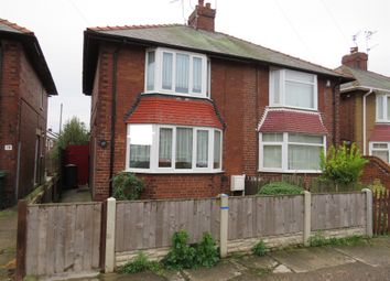 Thumbnail 2 bed semi-detached house for sale in Tennyson Avenue, Thorne, Doncaster