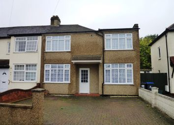 Thumbnail End terrace house for sale in Rollesby Road, Chessington