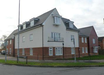 Thumbnail 2 bed flat to rent in Boscombe Road, Amesbury, Salisbury