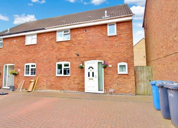 Thumbnail 3 bedroom semi-detached house for sale in Ives Road, Old Catton, Norwich
