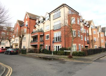 Thumbnail 2 bed flat for sale in Rosemount Avenue, West Byfleet, Surrey