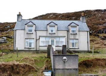 Thumbnail 3 bed detached house for sale in Uig, Isle Of Lewis