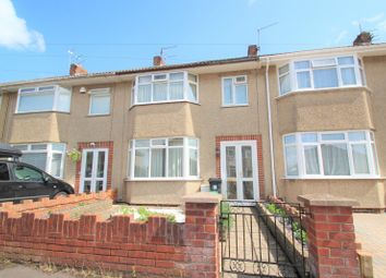Thumbnail 3 bedroom property to rent in Hunters Road, Hanham, Bristol
