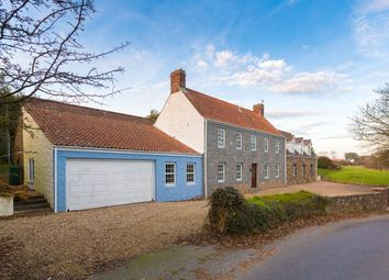 Thumbnail 6 bed farmhouse for sale in Route De St Andre, St. Andrew, Guernsey