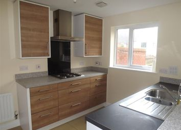 Thumbnail 3 bedroom property to rent in Bartley Wilson Way, Cardiff