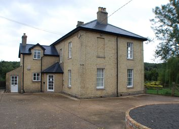 Thumbnail 4 bedroom detached house to rent in Edgehill Farm House, Old North Road, Bourn