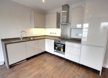 Thumbnail 2 bed flat to rent in Crown House, 2 Church Street, Walton-On-Thames, Surrey