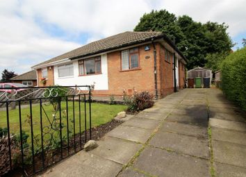 Thumbnail 2 bedroom semi-detached bungalow for sale in Moseley Wood Gardens, Cookridge
