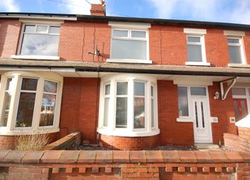 Thumbnail 3 bedroom terraced house for sale in Pine Avenue, Blackpool