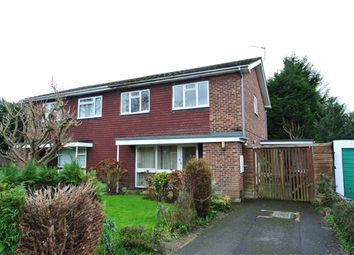 Thumbnail 4 bed property to rent in Crockford Close, Addlestone, Surrey