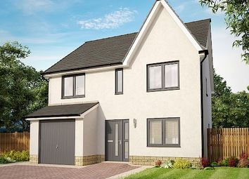 Thumbnail 4 bedroom detached house for sale in The Jasmine At Hamilton Gardens, Kintrae Crescent, Elgin
