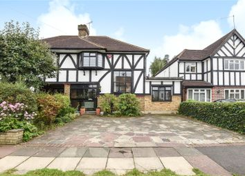 Vicarage Way, Harrow, Middlesex HA2. 4 bed semi-detached house