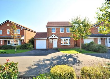 Thumbnail 4 bedroom detached house for sale in Redwood Drive, Blackpool, Lancashire