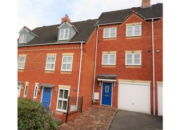 Thumbnail 3 bed terraced house for sale in Gresham Drive, Lawley Telford