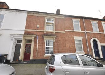Thumbnail 4 bed terraced house to rent in Crompton Street, Derby