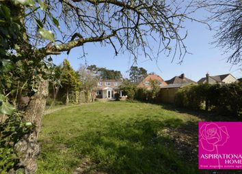 Thumbnail 4 bed detached house for sale in Chelveston Road, Raunds, Northamptonshire