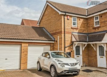 Thumbnail 3 bed semi-detached house for sale in Sanders Way, Dinnington, Sheffield, South Yorkshire