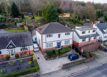 Thumbnail 4 bed detached house for sale in Handley Road, New Whittington, Chesterfield, Derbyshire