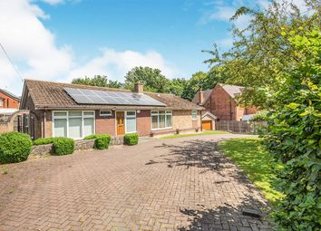 Thumbnail 4 bed bungalow for sale in High Street, Newhall, Swadlincote, Derbyshire
