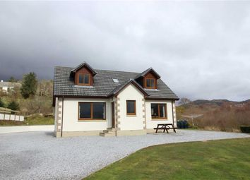 Thumbnail 3 bed detached house for sale in Torgorm, 26, Strath, Gairloch, Ross-Shire