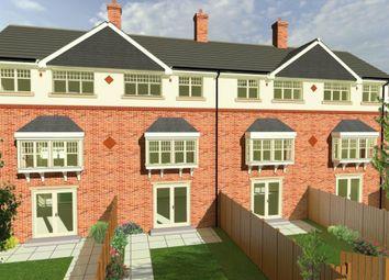 Thumbnail 3 bed town house for sale in Whittingham Lane, Preston, Lancashire
