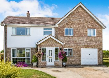 Thumbnail 5 bed detached house for sale in Castlegate, Gipsey Bridge, Boston