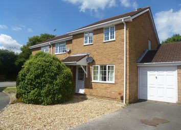 Thumbnail 3 bed property to rent in Shrewton Close, Trowbridge