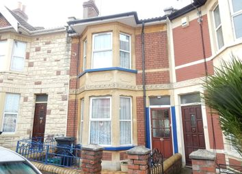 Thumbnail 3 bedroom terraced house for sale in Sandwich Road, Brislington, Bristol