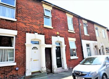 Thumbnail 2 bed terraced house for sale in Kent Street, Preston