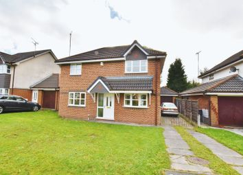 Thumbnail 3 bed detached house for sale in Blyborough Close, Salford