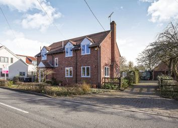 Thumbnail 4 bed detached house for sale in The Street, Ashfield, Stowmarket
