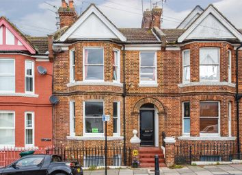 Thumbnail 3 bed flat for sale in Hartington Road, Brighton