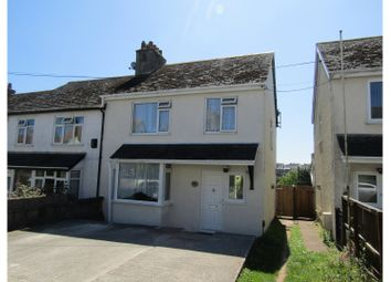 Thumbnail 3 bed semi-detached house for sale in Maidenway Road, Paignton