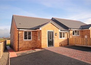 Thumbnail 2 bed semi-detached bungalow for sale in 17 Coopers Close, High Hesket, Carlisle, Cumbria