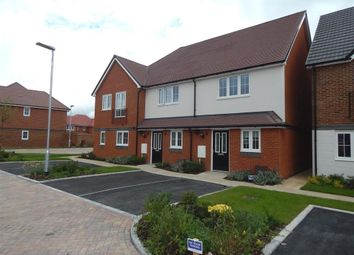 Thumbnail 2 bed end terrace house to rent in Howes Crescent, Riverdown Park, Bishopdown