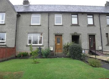 Thumbnail 3 bed terraced house to rent in Glebe Terrace, Uphall