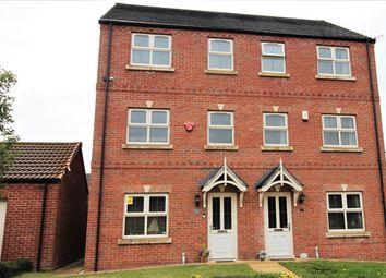 Bakewell Lane, Hucknall, Nottingham NG15. 4 bed semi-detached house