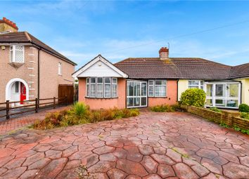 Thumbnail 2 bed semi-detached bungalow for sale in Cumberland Drive, Bexleyheath, Kent