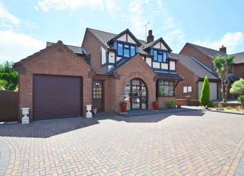 4 bed detached house for sale in Chesham Grove, Meir Park ST3