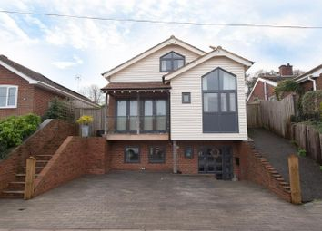 Thumbnail 4 bedroom detached house for sale in Stonehall Road, Lydden, Dover