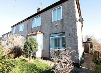 Thumbnail 3 bed semi-detached house to rent in Mayfield Grove, Rhyl
