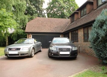 Thumbnail 4 bedroom detached house for sale in Farthing Green Lane, Stoke Poges, Buckinghamshire