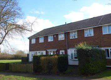 Thumbnail 3 bed terraced house for sale in Carroll Close, Newport Pagnell, Milton Keynes, Bucks