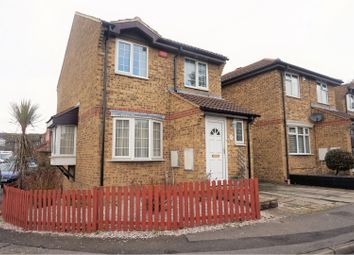 Thumbnail 3 bed link-detached house for sale in Drake Road, Ashford