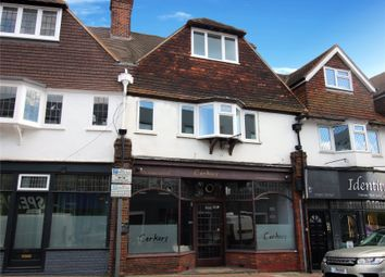 Thumbnail 3 bed flat for sale in West Byfleet, Surrey