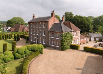 Thumbnail 7 bed detached house for sale in Gaters Lane, Winterbourne Dauntsey, Salisbury